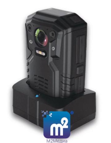 Носимый видеорегистратор (GPS/ГЛОНАСС+4G+WiFI)
