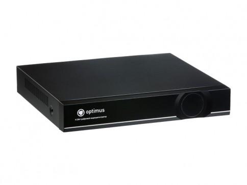 Цифровой гибридный видеорегистратор Optimus AHDR-3008_H.265