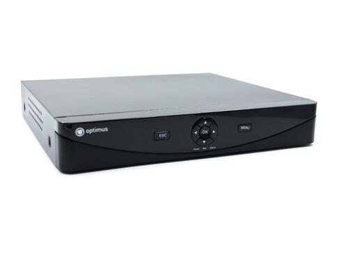Цифровой гибридный видеорегистратор Optimus AHDR-3008L_H.265