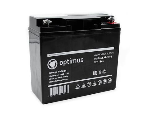 Аккумуляторная батарея Optimus AP-1218