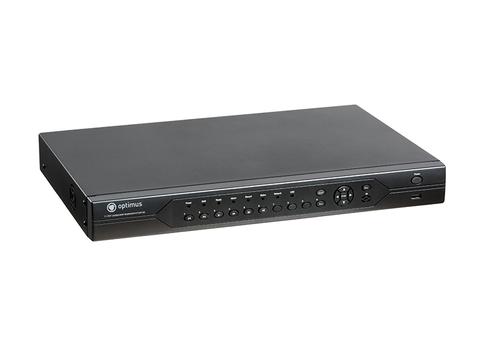 Цифровой гибридный видеорегистратор Optimus AHDR-3032L_H.265
