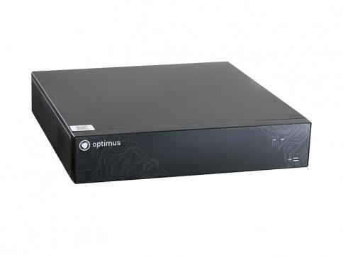 IP-видеорегистратор Optimus NVR-8164